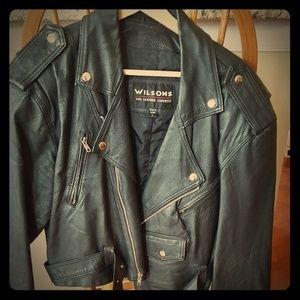 Wilson's leather shorty jacket